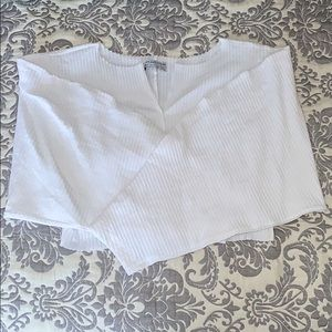 Urban Outfitter Ribbed Crop Top